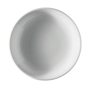 Suppenteller tf. 22cm Trend weiss