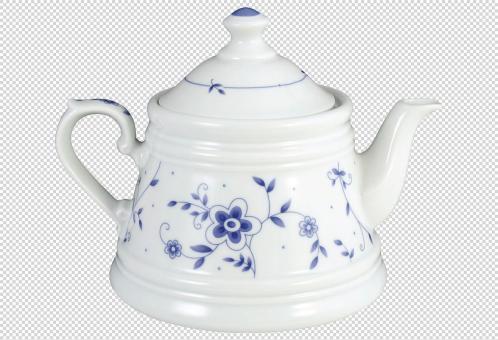 Teekanne 0,65 Ltr Worpswede Greetsiel