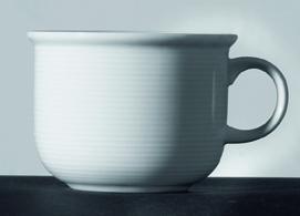 Kaffee-Obere 0,18l Trend weiss